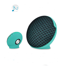 Samtronic JC210 Wireless Bluetooth Portable Cloth Speaker with HD Sound and Heavy Bass Desk BLuetooth Speakers with Mic TF Card