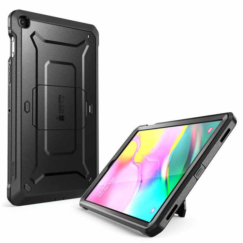 حافظة لهاتف جالاكسي تاب S5e 10.5 بوصة 2019 الإصدار SM-T720/T725 SUPCASE UB Pro غطاء متين لكامل الجسم مع واقي للشاشة مدمج