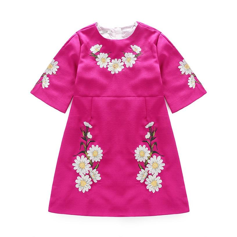 Vestido Infantil Para Festa Flower Kids Wedding Dress Princess Baby Party Frocks Girl Birthday  Summer Dress вечернее платье mermaid dress vestido noiva 2015 w006 elie saab evening dress