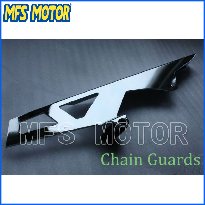 Freeshipping motorcycle parts Chain Guards for Suzuki 2006 2007 2008 2009 GSXR 600 750 GSX-R CHROME aftermarket free shipping motorcycle parts for motorcycle 2006 2007 suzuki gsxr 600 750 2005 2008 gsx r 1000 chrome