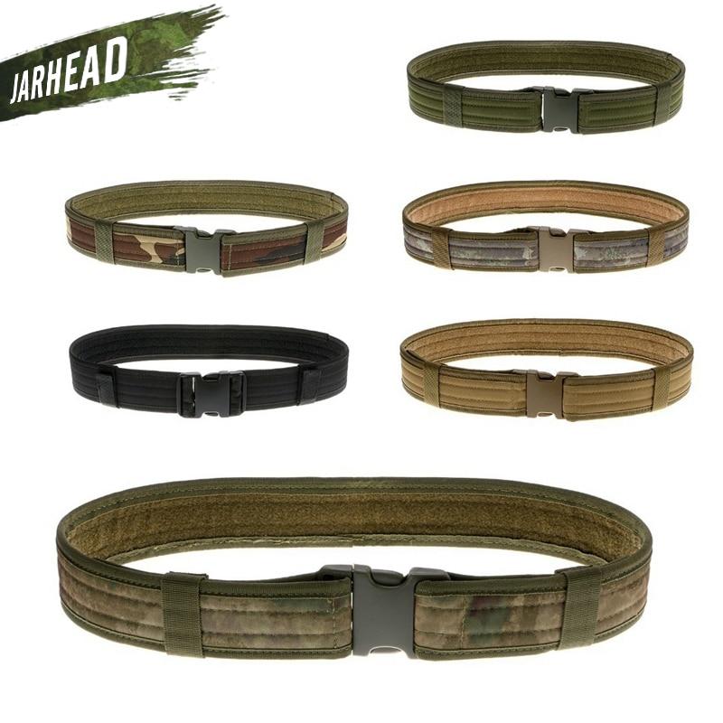 ᐊ2 ceintures de L armée Combat Tactique Vitesse Utilitaire Nylon ... c95de394b52