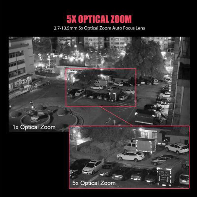 IntenerGic 1080P كاميرا ip لاسلكية واي فاي سرعة قبة PTZ في الهواء الطلق IP66 Onvif اتجاهين الصوت IR CCTV الأمن مراقبة Camaer
