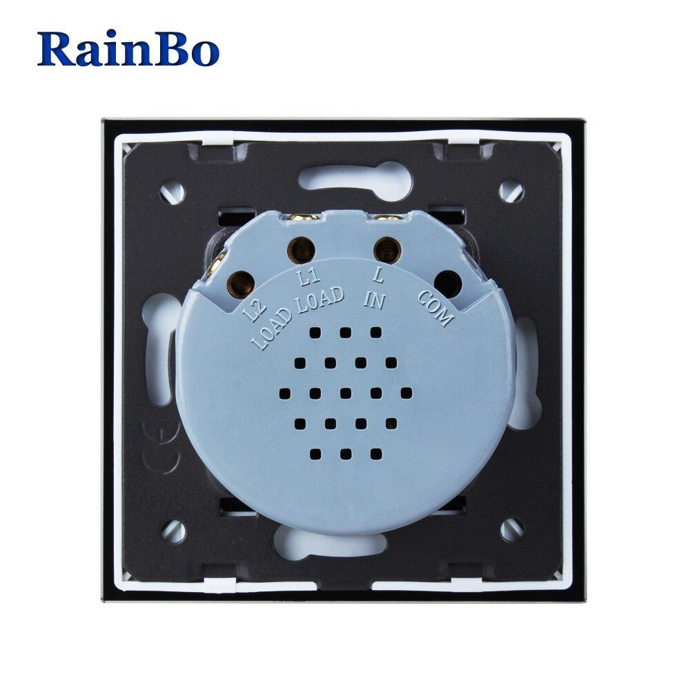 Interruptores e Relés padrão da ue 110 250 Max. Voltage : Ac110~250v