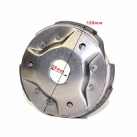 Plate of Clutch Carrier Water Cooled CF250T CH250 Driven Wheel Pulley Centrifugal Block Repair Engine LXK CF250