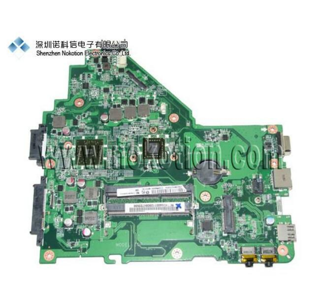 MBRK206001 MB.RK206.001 For Acer aspire 4250 Laptop Motherboard CMC50 CPU Onboard DDR3 DA0ZQPMB6C0