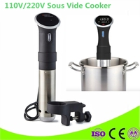 Home Use 1000W Precision Sous Vide Cooker Low Temperature Vacuum Cook Pure Boiled Machine Steak Cooker 100V 220V Available