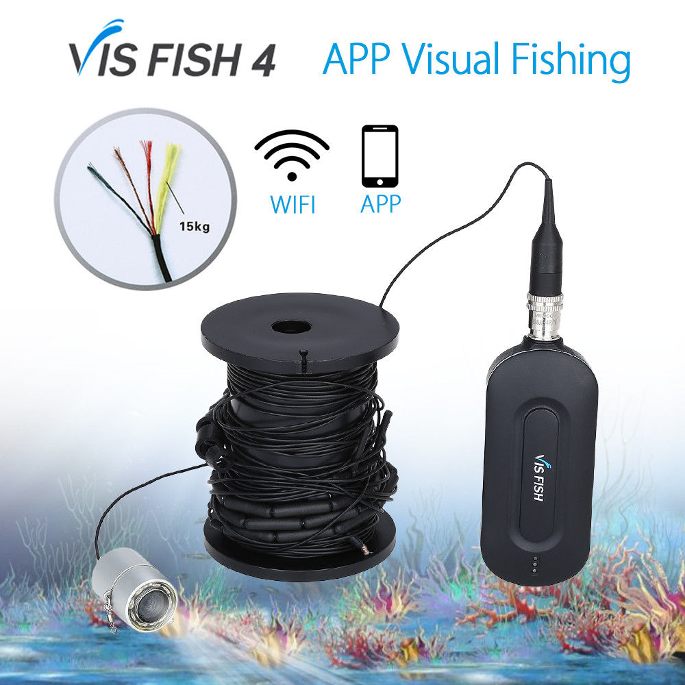 EYOYO Wirless APP Underwater Fishing Camera Fishfinder DVR Video Recorder Waterproof 90degree Ice Sea Boat Fishing Night Vision часы женские valtera 91836