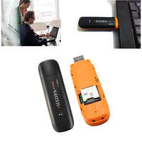LEORY HSUPA USB STICK Universal Wireless 7.2Mbps 3G Mifi Router SIM Modem Unlocked HSDPA GSM USB Dongle Hotspot For Laptop PC