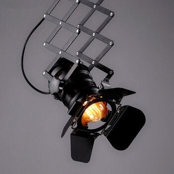 현대 led 거실 매달려 조명 바 카페 숍 비품 레스토랑 펜 던 트 조명 산업 레트로 로프트 일시 중단 된 램프
