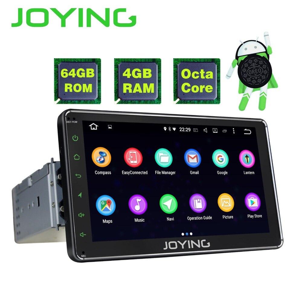 7 nouveau Produit Unique Din 4 gb + 64 gb Tête Unité Universelle Android Voiture Radio Stéréo Magnétophone avec Sortie Vidéo Lecteur Multimédia