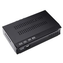 Full HD DVB-S2 Receptor de TV Por Satélite de Radiodifusión de Vídeo Digital HDMI Set Wholesale L3FE