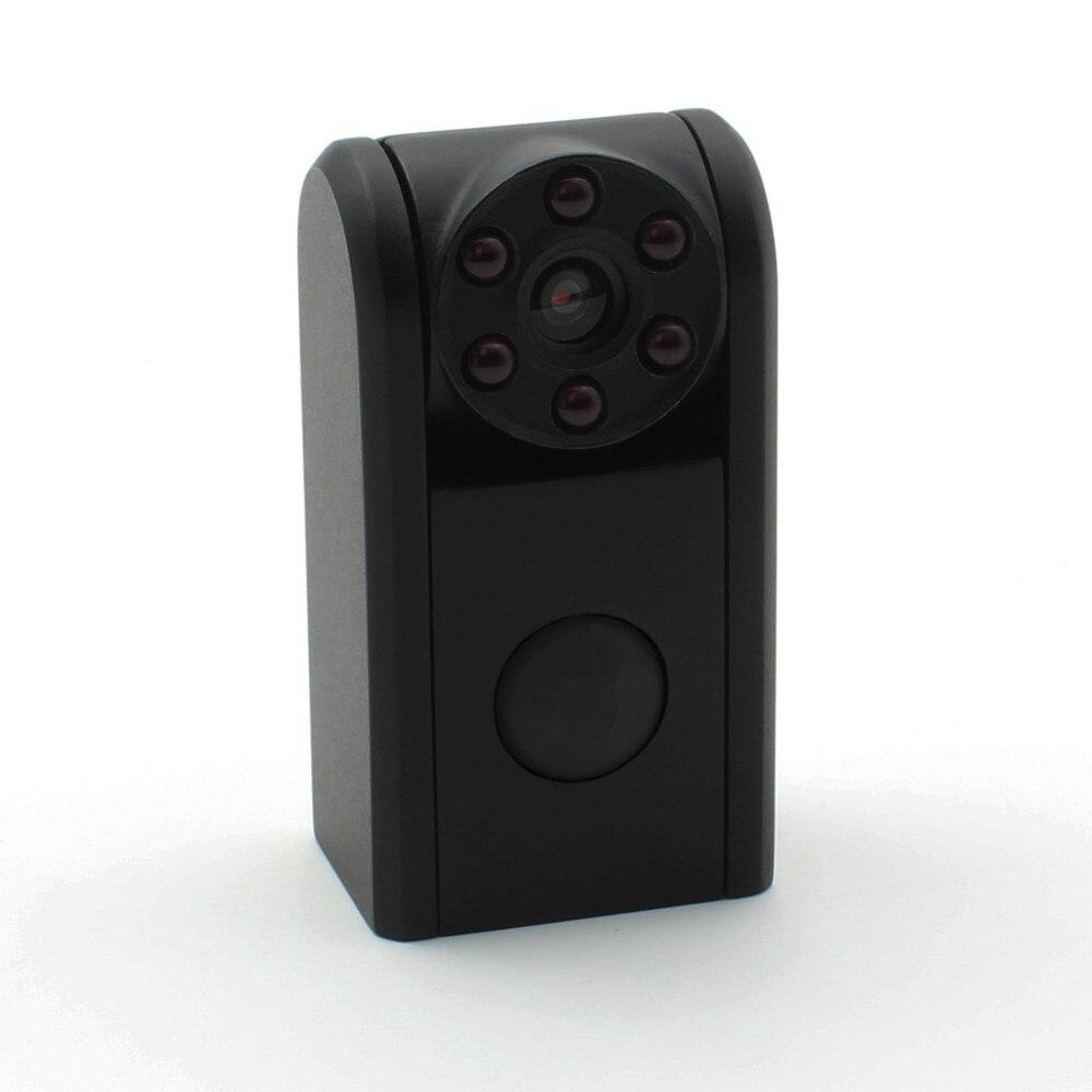 HD 720 P мини-видеокамеры с ИК обнаружения и обнаружения движения и Starlight 940nm Невидимый ИК Ночное видение для дома DIY мониторинг