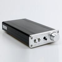 FX AUDIO FX1602S TDA7498E NE5532 HIFI AUDIO Wireless Bluetooth High Power Digital Amplifier TPA6120 Headset amplifier 160W * 2