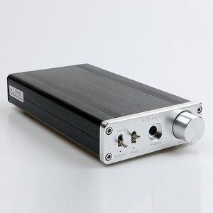 FX-AUDIO FX1602S TDA7498E NE5532 HIFI AUDIO Wireless Bluetooth High Power Digital Amplifier TPA6120 Headset amplifier 160W * 2
