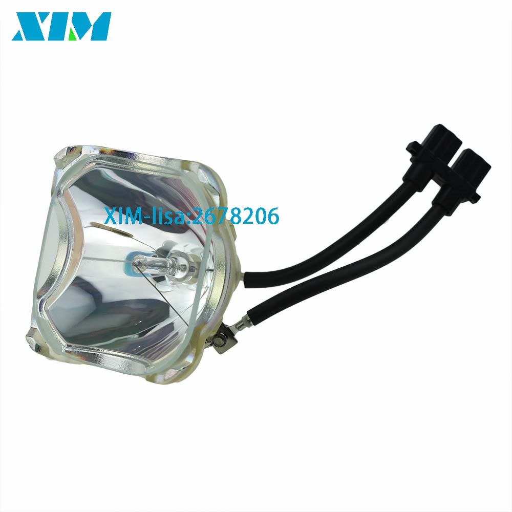 XIM Compatible Bare Bulb DT00661 for HITACHI PJ-TX100 PJ-TX200 TX200 PJ-TX300 TX300 HD-PJ52 Projector Lamp Bulb without housing compatible bare projector lamp bulb r9832775 nsha350 for barco phwu 81b phwx 81b phxg 91b