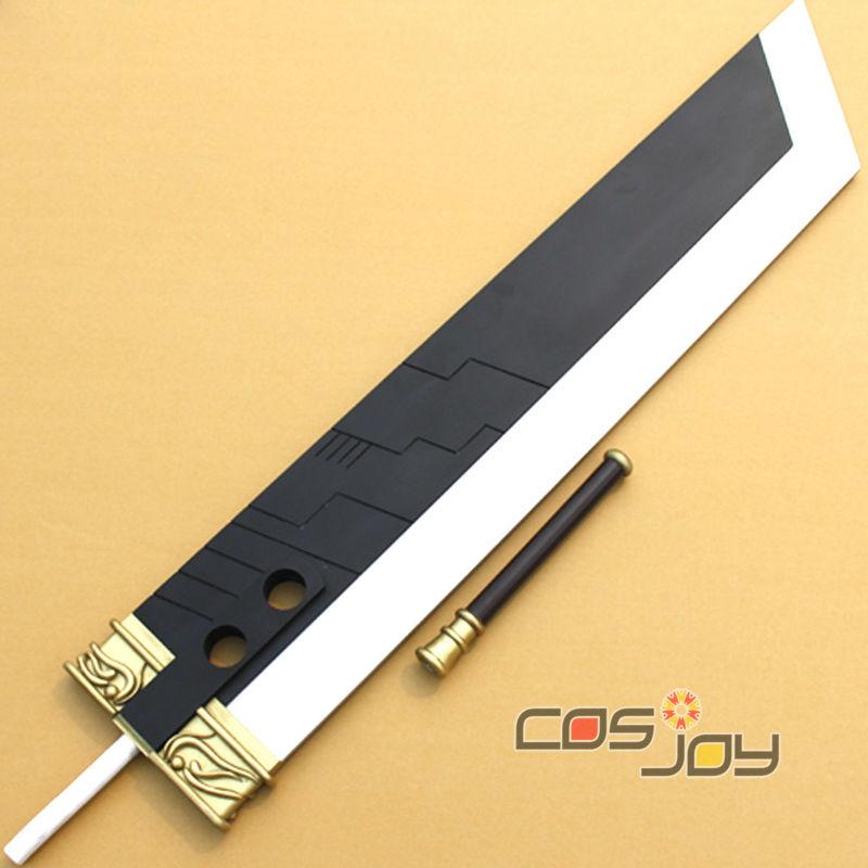 Final Fantasy VII Cosplay Prop Zack Fair Buster Sword