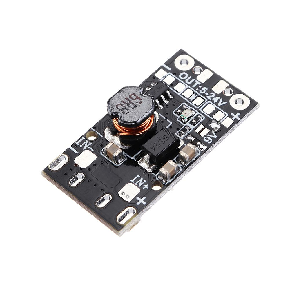 LEORY DC-DC 5V To 12V 9V Voltage Boost Regulaor Switching Power Supply Module Step Up Module Circuit