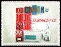 Бесплатная доставка 2020 XGECU V9.00 TL866cs TL866A TL866II plus MiniPro USB Универсальный программатор nand биос + 13 предметов TSOP48 SOP44
