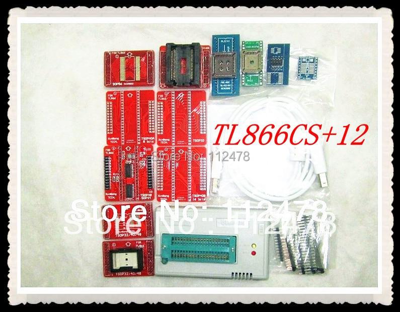 все цены на Free Shipping 2018 XGECU V8.05 TL866cs TL866A TL866II plus MiniPro USB Universal nand bios Programmer +13 items