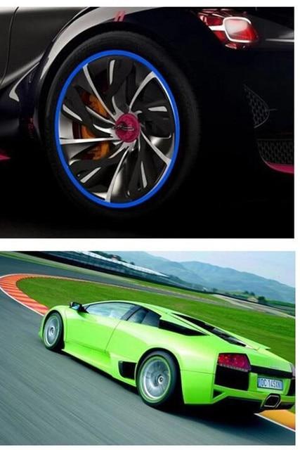 Car accessories Sticker Wheel Hub Tire Stickers for SUZUKI vitara ...