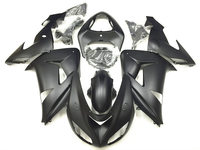 free shipping for kawasaki ZX10R 2006 2007year Aftermarket Motorcycle Bodyworks Fairing (Injection Molding)