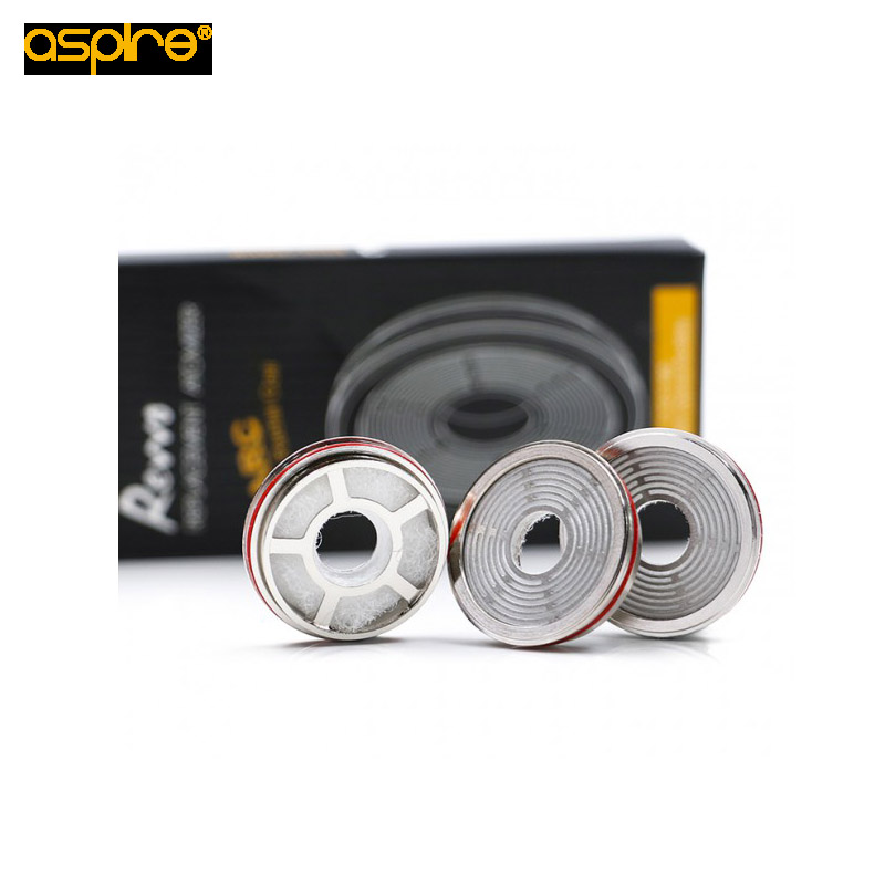 3PCS To 9PCS Aspire Revvo Coil 0.10-0.16ohm ARC Revvo Core Head for Aspire Revvo Atomizer
