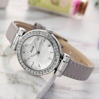 Модные женские туфли часы с кожаным ремешком Reloj Mujer zivok кварцевые часы для женское платье дамы наручные часы для влюбленных Relogio Feminino
