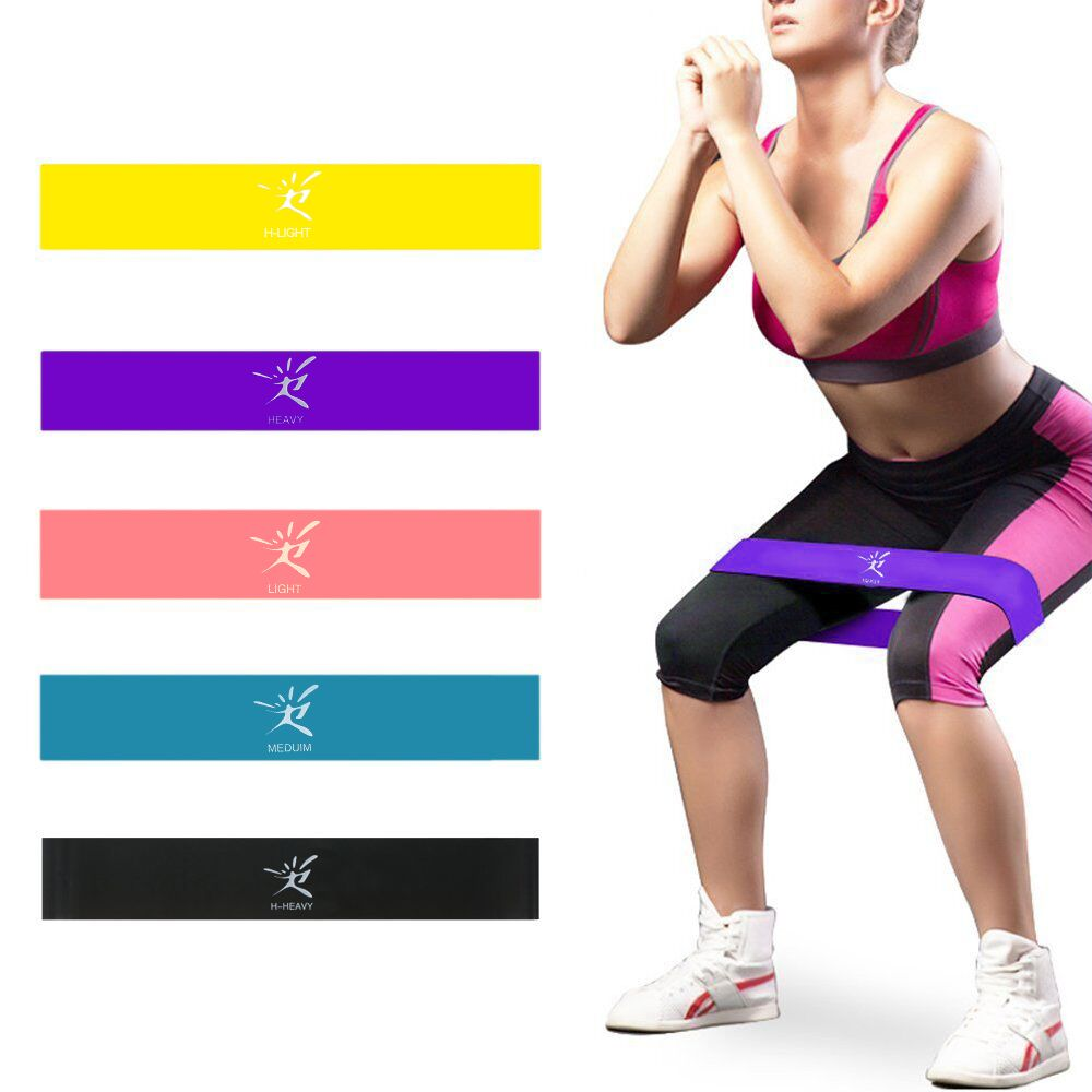 Fitness Elastic Band Resistance Bands Gum for Fitness Strength Training Workout Expander Muscle Mini Bands Gym Fitness Equipment