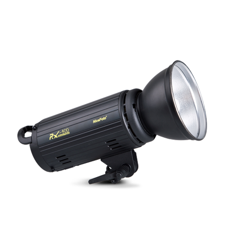NiceFoto photography lights RX-400 400W Studio Flash fast recycling time Studio photography studio light lamp touch button
