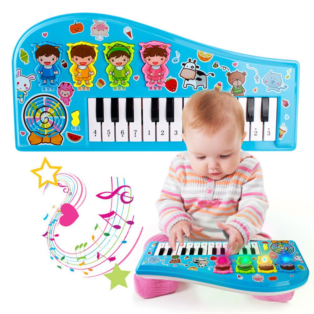 Children'S Educational Multifunction Health Electronic Music Music Hamster Game Simulation Musical Toys
