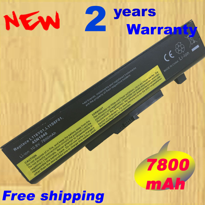 laptop Battery For Lenovo V580 V580C Y480 Y480P Y485 Y580 Y580A Z380 Z480 Z485 Z580 Z585 V480S V480u 9cell jigu original laptop battery for lenovo v580 v580c y480 y480p y485 y580 y580a z380 z480 z485 z580 z585 v480s v480u