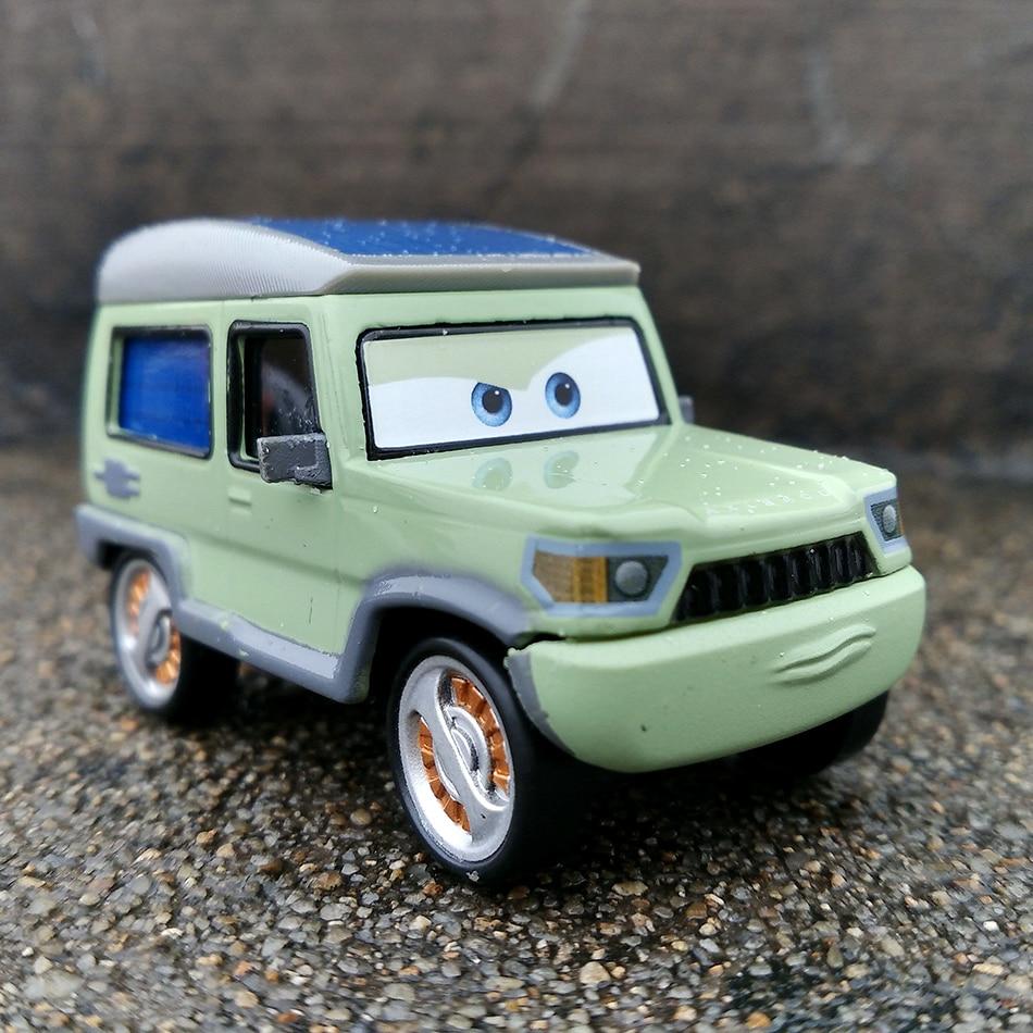 Disney Pixar тачки 3 20 стильные игрушки для детей Молния Маккуин Высокое качество Пластиковые тачки игрушки модели персонажей из мультфильмов рождественские подарки - Цвет: 15