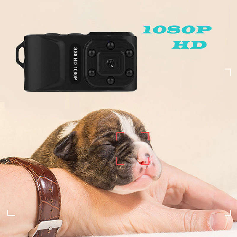 Image 2 - SS8 Mini Pro Hd 1080p Ca r Dvr Motion Infrared IR Mini Sport Dv Camera Wide-in Sports & Action Video Camera from Consumer Electronics