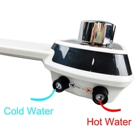 Luxurious Hygienic Bathroom Toilet Bidet Eco Friendly And Easy To Install High Tech Toilet Seat Portable