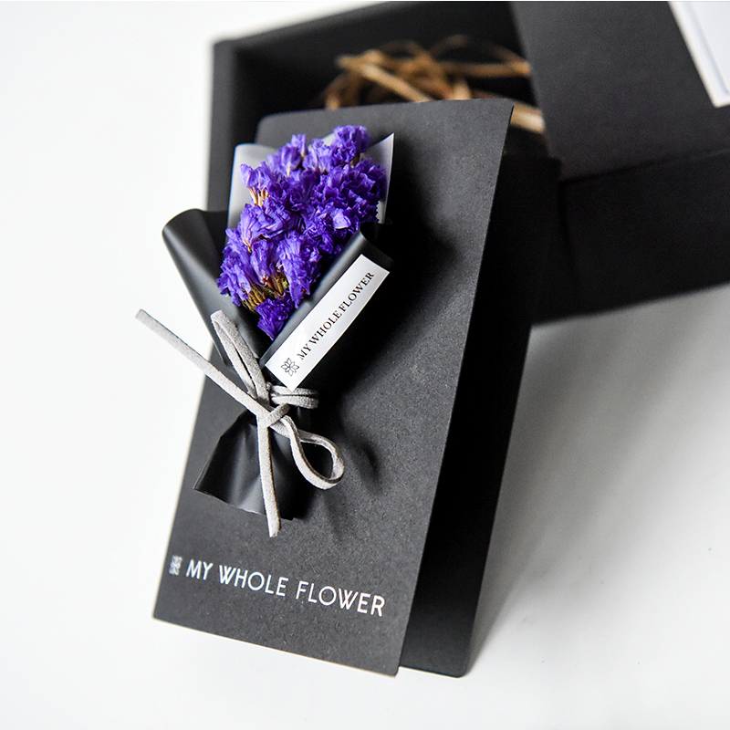 1Pcs Dry Flower Invitation Card Wedding Birthday Greeting ...