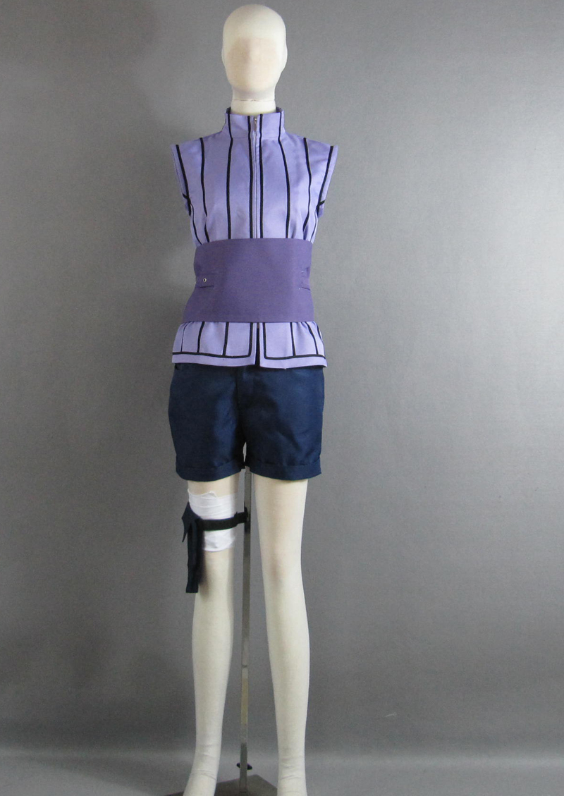 NARUTO Cosplay Costume The Last Hyuga Hinata Cosplay Costume Naruto Hyuga Hinata Costume Set