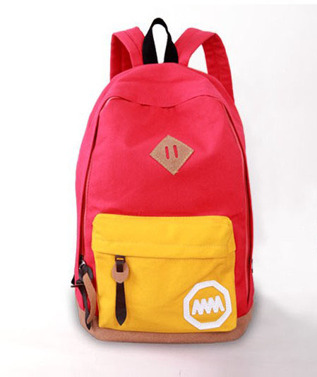 escola mochila mulheres mochilas para Strap Root Number : Double Root