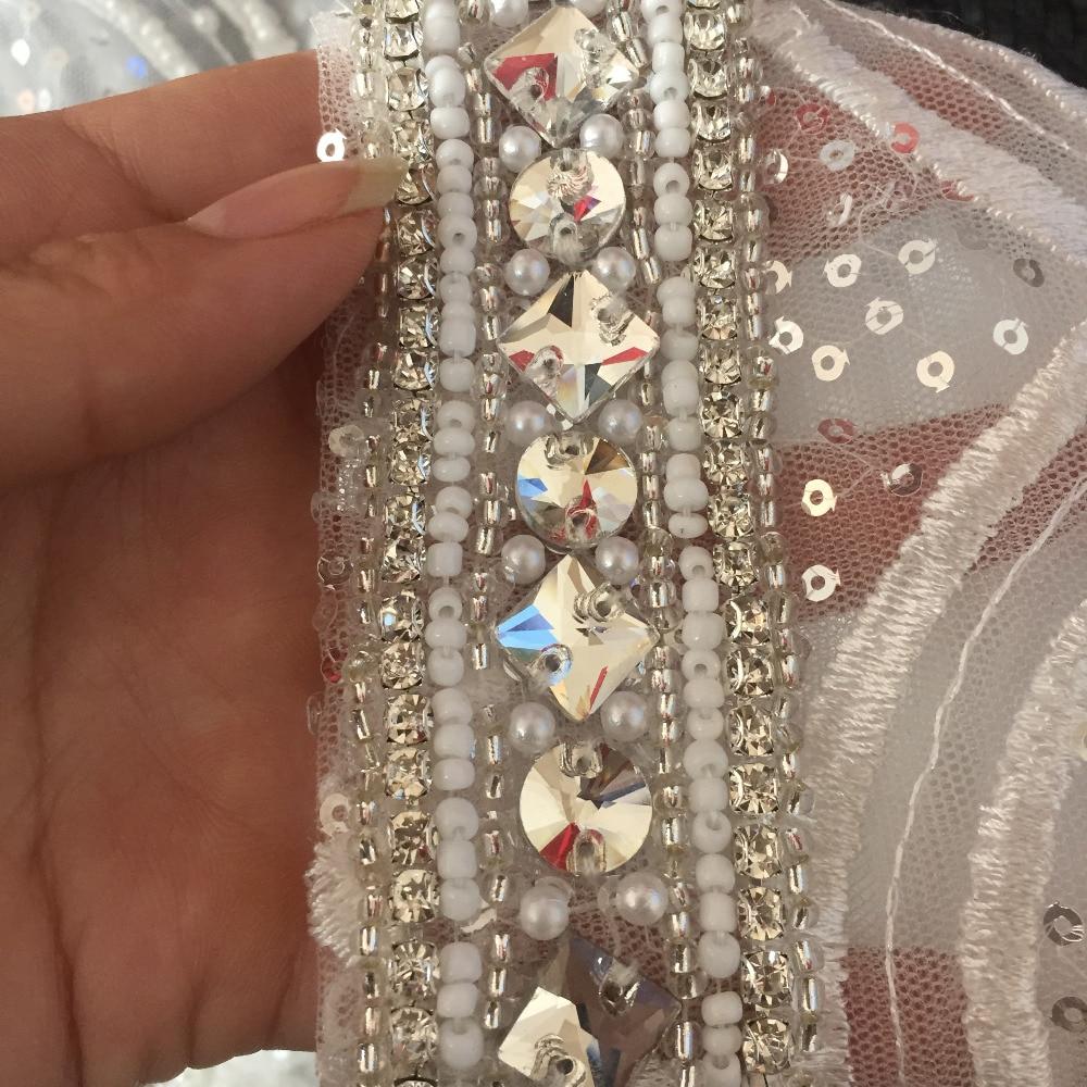 Mermaid bröllopsklänningar 2017 spets brudklänning långärmade - Bröllopsklänningar - Foto 6