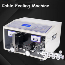 Free DHL SWT508C-II Automatic computer peeling machine Wire Stripping Machine/Electic Cable Stripping /Wire Stripper pipe cutter все цены