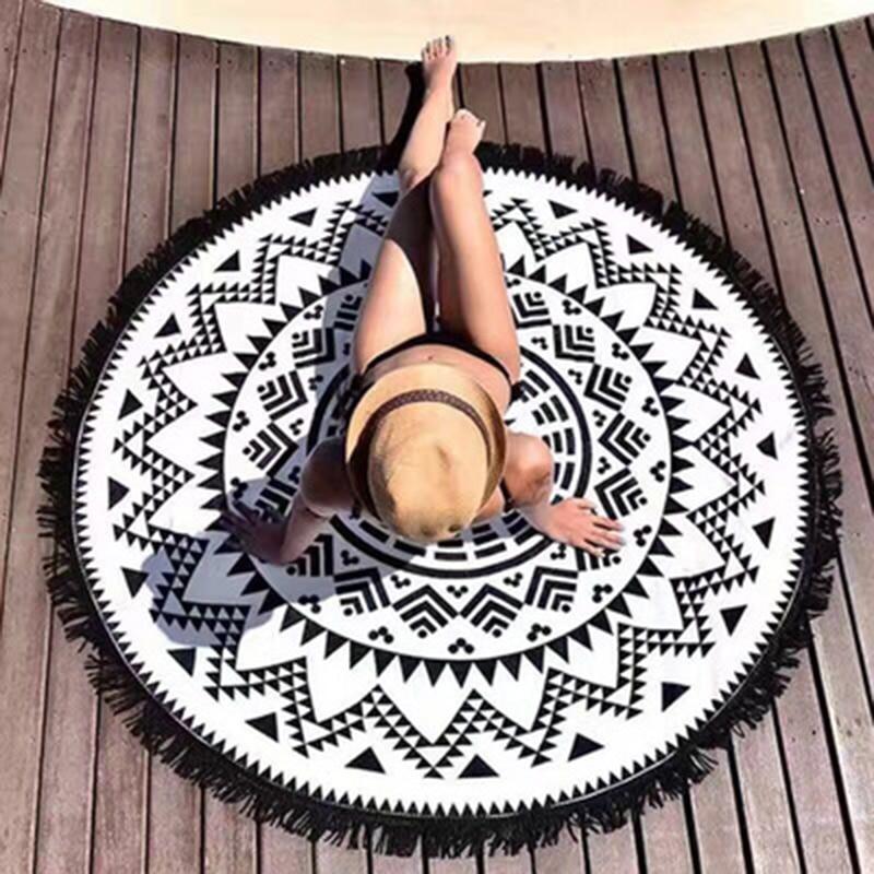 New Super Soft Plush Living Room Bedroom Carpet Sleek Minimalist Modern Round Carpet rug in Rug from Home Garden
