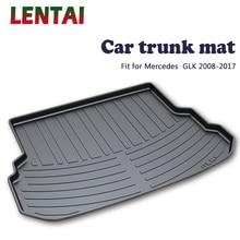 цена на 1PC Car rear trunk Cargo mat For Mercedes GLK 2019 2018 X204 2008 2009 2010 2011 2012 2013 2014 2015 2016 2017 Anti-slip Mat