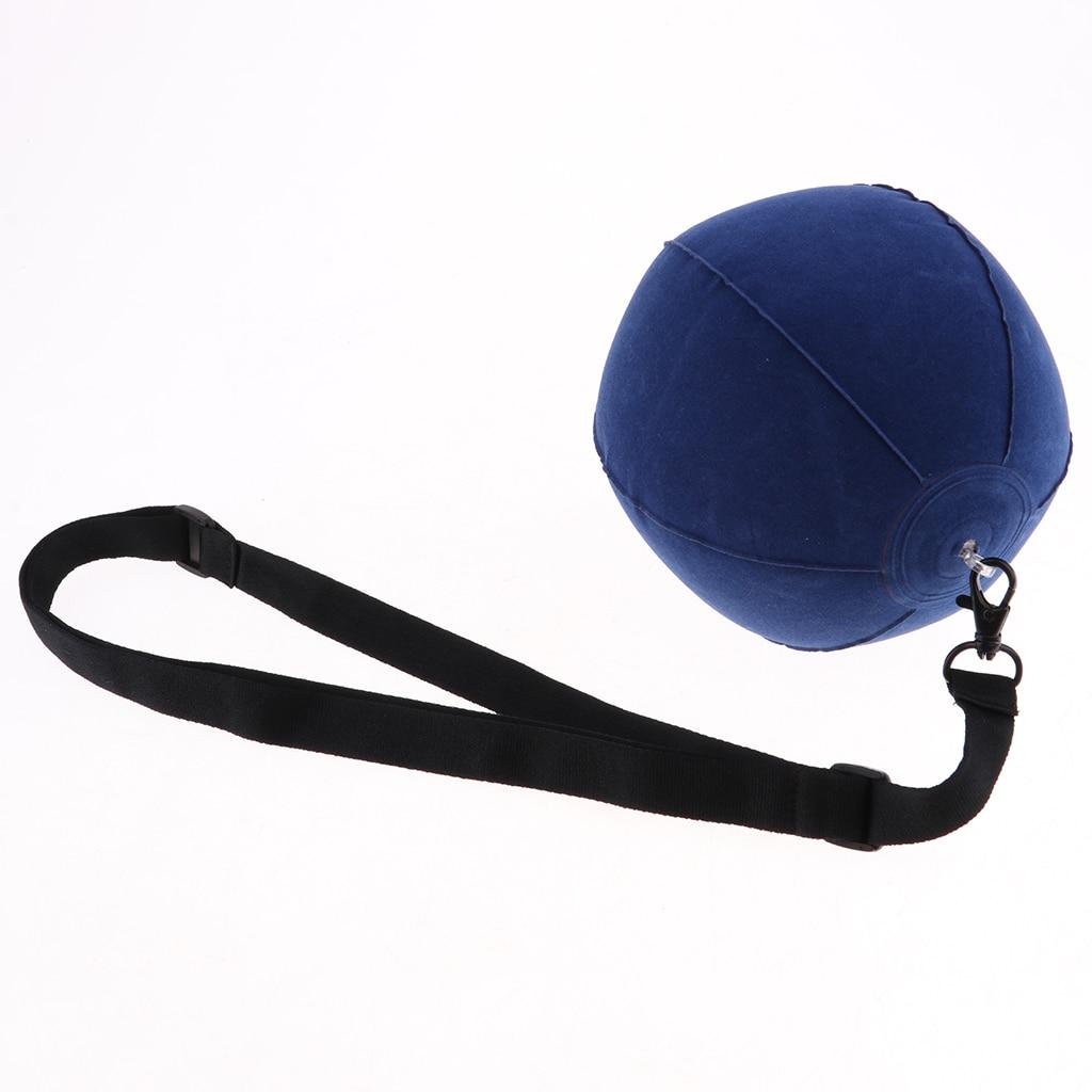 Golf Striker Smart Impact Ball Professional Golf Swing Trainer Aid Assist Training Teaching Equipment Smart Inflatable Ball 6