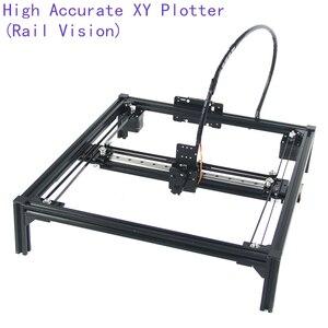 Image 2 - Traceur XY A4 A3, stylo à dessin, machine à écrire corexy, cadre de zone de gravure, kit de robot pour le dessin, bricolage