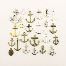 Jewelry Female Ship Anchor Rudder Stability Diy Accessories