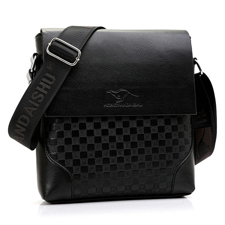 2017 selling leather men's bags one shoulder inclined shoulder bag brand leisure bag vintage messenger bag, free shipping free shipping 2014 boom bag leisure contracted one shoulder bag chain canvas bag page 3