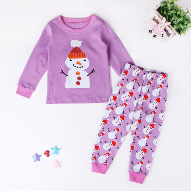 Color as shown Family christmas pajama sets 5c64ef5d8c155