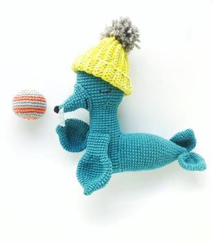 crochet armigurumi rattle   film character bird model number 843
