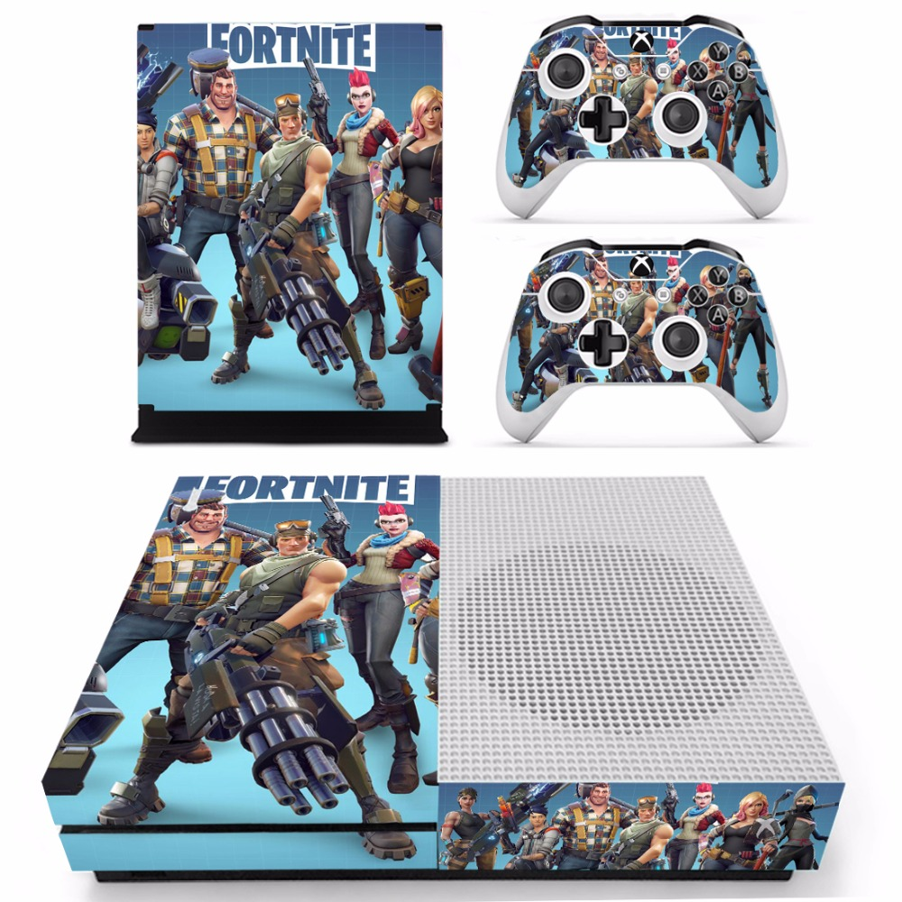 game fortnite battle royale skin sticker decal for microsoft xbox