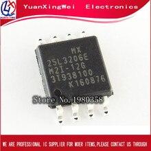 شحن مجاني 50 قطعة/الوحدة MX25L3206EM2I 12G MX25L3206EM2I MX25L3206E MX25L3206 25L3206E 25L3206 SOP8