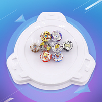 Toupie Spin Tops Burst ARENA Stadium Metal Fusion Blades Spin Tops Bayblade Toys With Launcher and Handle